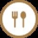 Cafés y restaurantes