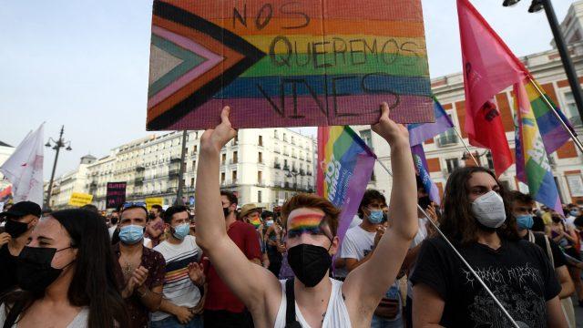 España no nos devolverá al armario