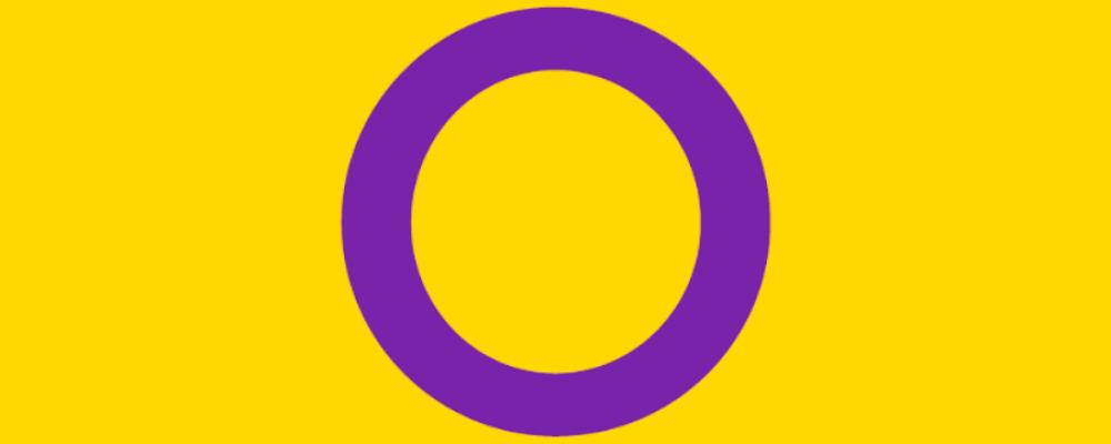 La Intersexualidad y su Bandera Amarilla y Morada